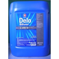 ENGINE OIL DELO SILVER 20W50 API CF4 18L