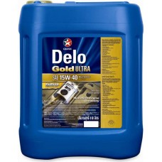 ENGINE OIL DELO GOLD ULTRA 15W40 API CI4 18L