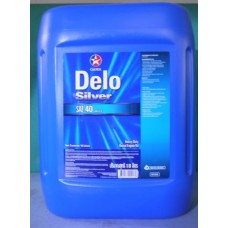 ENGINE OIL DELO SILVER SAE40 API CF 18L